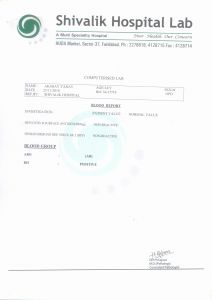 Abnormal Lab Results Letter Template - Medical Lab Results Template Awesome 8 Blood Group Certifi – Easy