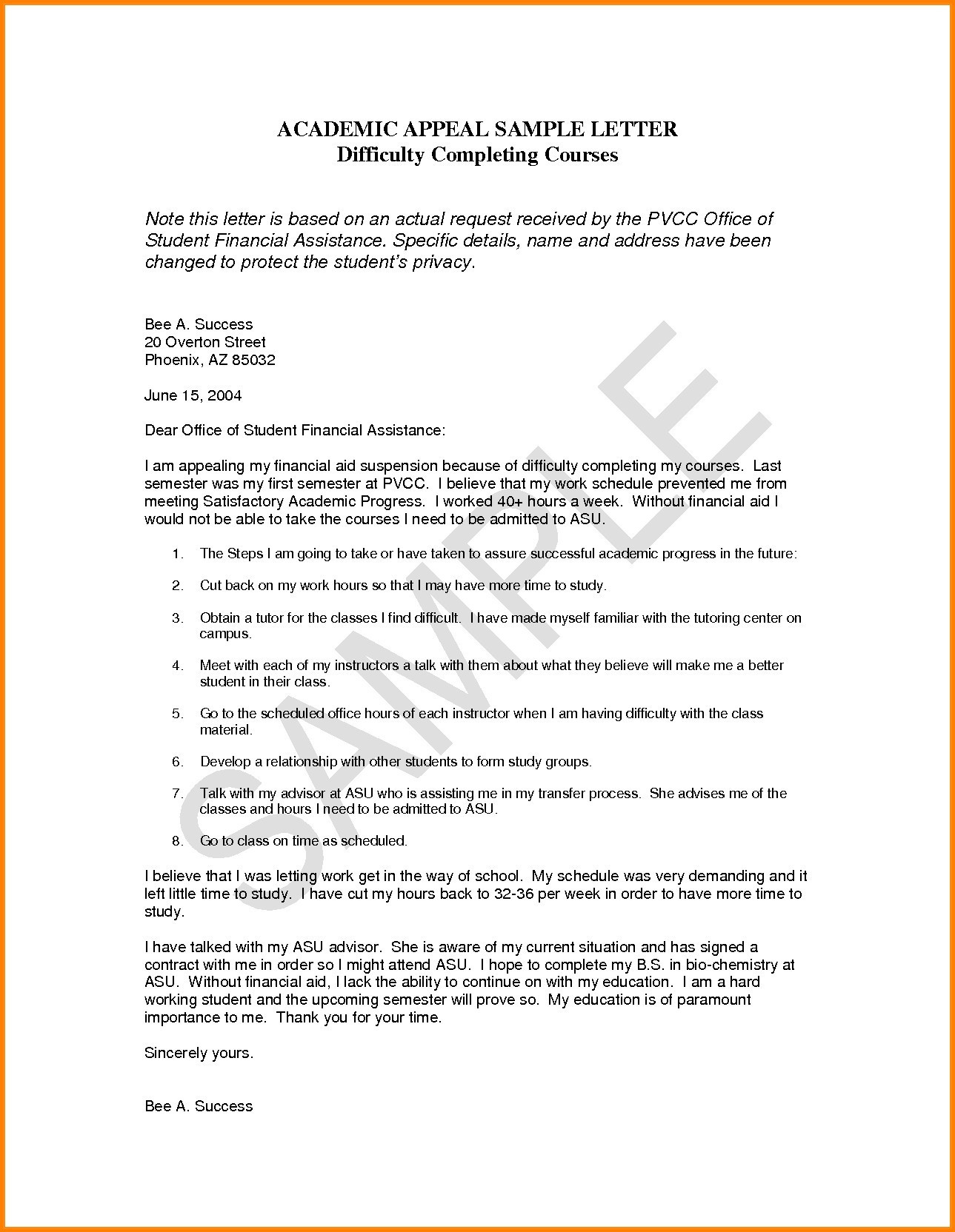 academic dismissal appeal letter template Collection-Dismissal Letter Template Academic Probation Letter Template Personalinjurylovete 17-j