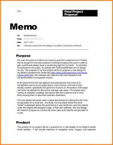 Agreement Letter Template - formal Agreement New Example Memorandum Letter In Business Unique