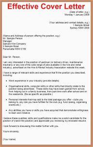 Application Letter Template - 29 Sample Cover Letter 2018