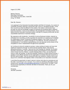 Application Letter Template - Best Cover Letters Samples Good Resume Cover Letter Examples Resume