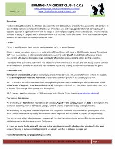 Athletic Sponsorship Letter Template - Gallery Sample Letter for Sponsorship – Letter From Sponsor