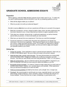 Attendance Letter Template - Graduate School Application Resume Best Elegant Recent Graduate