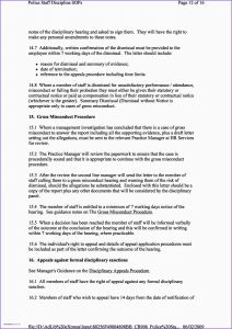 Attendance Letter Template - 27 Free Excellent Resume Examples Free