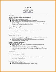 Attorney Letter Template - 23 New Summary Resume Sample Professional