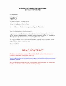 Attorney Termination Letter Template - Client Termination Letter Template Collection