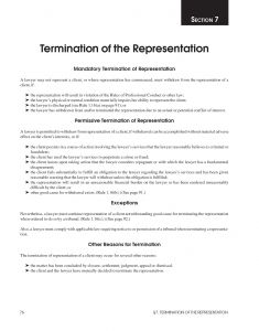 Attorney Termination Letter Template - attorney Termination Letter Template Sample