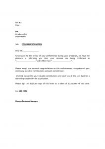 Audit Confirmation Letter Template - Audit Confirmation Letter Template Best Job Confirmation Sample
