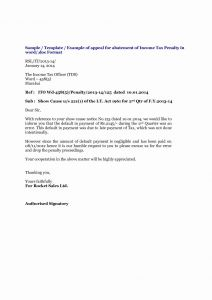 Audit Reconsideration Letter Template - Incredible Irs Audit Letter Certified Mail