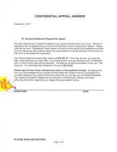 Auto Accident Demand Letter Template - Civil Demand Letter Template Collection