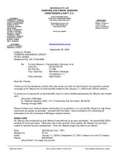 Auto Accident Demand Letter Template - Letter format to Insurance Pany Demand Car Accident Stunning