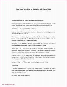 Aviation Cover Letter Template - Letter format for Us Visa formal Letter Template Unique bylaws
