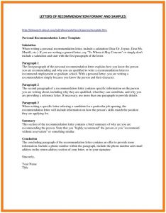 Back to School Letter Template - Letters Re Mendation for Medical School Letters