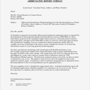 Bad News Letter Template - 33 Elegant Good Cover Letter for A Resume D9a