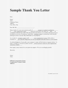 Best Cover Letter Template - Specific Cover Letter