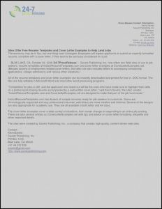 Best Free Cover Letter Template - Free Cover Letter Examples for Resume Best Naviance Resume Resume