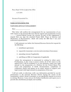 Billing Dispute Letter Template - Installment Payment Agreement Letter Template Collection