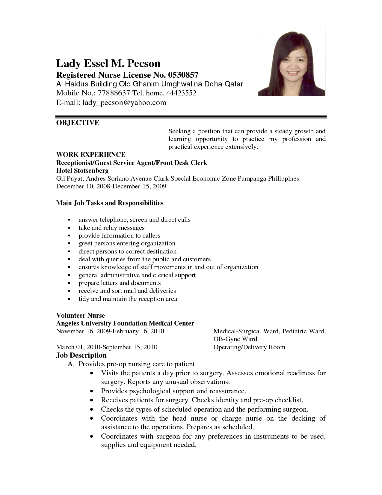 9 blank cover letter template ideas