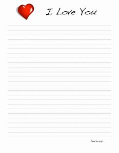 Blank Love Letter Template - Blank Letterhead format Construction Letterhead Templates Microsoft
