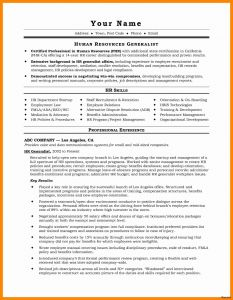 Bonus Letter to Employee Template - Example A Professional Resume for A Job Free Downloads Resume for