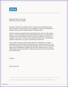 Business form Letter Template - Inspirational Ficial Business Letter format New Cover & Resume