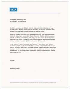 Business Letter format Template - formal Letter 10th Fresh Business Letter format Template Unique