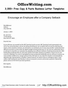 Business Letter Template Doc - Cover Letter Example Doc Best New Job Fer Letter Template Us Copy