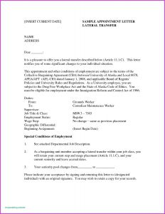 Business Letter Template Google Docs - Fer Letter Template Google Docs Examples