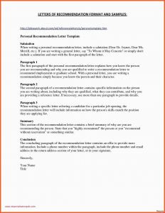 Business Letter Template Word - Informal Letter format Word formal Business Letter Template Word