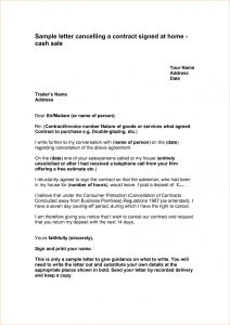 Cancel Ein Letter Template - Rent to Own Proposal Letter Template Gallery