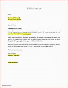 Cancellation Letter Template - Sample Early Lease Termination Letter Sample Termination Lease