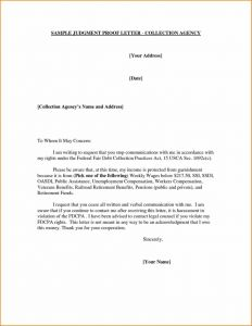 Cancellation Of Debt Letter Template - Letter Of forgiveness Of Debt Owed