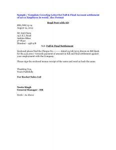 Car Accident Settlement Letter Template - Full and Final Settlement Letter Template Car Accident Examples