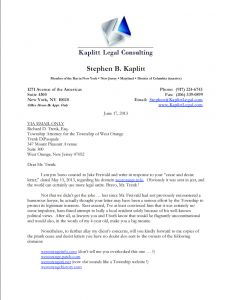 Cease and Desist Letter Template - Response to Cease and Desist Letter Template Sample