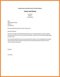 Cease and Desist Trespassing Letter Template - Cease and Desist Letter Sample Cease and Desist Trespassing Letter