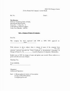 Change Of Ownership Letter to Tenants Template - Transfer Business Ownership Template Elegant Proof Business
