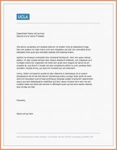 Charity Letter Template - Sample Letter Donation to Charity Examples Charitable Donation