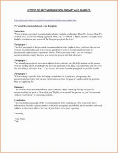 Commercial Letter Of Intent Template - Letter Of Business