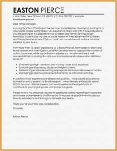 Community Service Letter Template for Students - 27 Free Resume and Cover Letter Template New