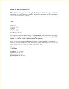 Conditional Acceptance Letter Template - 83 Unique How to Write A Letter Accepting A Job Fer Chart Stock