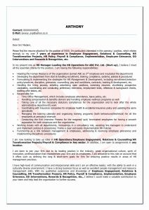 Conditional Offer Of Employment Letter Template - Conditional Fer Employment Letter Template Download