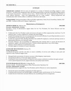 Confidential Letter Template - Personal assistant Cover Letter Template Gallery