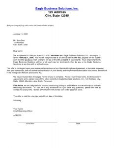 Contingent Offer Letter Template - Job Fer Letter Templates Inspirational Contingent Job Fer Letter