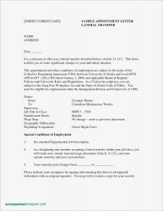 Cover Letter for Job Application Template - Job Cover Letter Template New Application Letter Ppt Beautiful Job