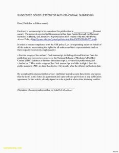 Cover Letter for Job Application Template - 23 Free Resume Cover Letter Examples