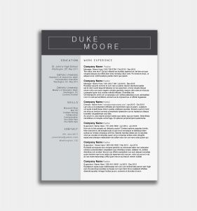 Cover Letter for Resume Template Free - Cover Letter Template Microsoft Word Gallery Resume Cover Letter