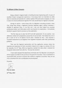 Cover Letter Layout Template - formal Cover Letter format