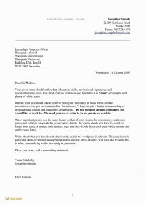 Cover Letter Template - Cover Letter Guidelines Fwtrack Fwtrack