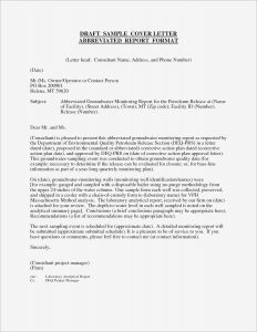 Cover Letter Template Examples - Cover Letter Template Gallery