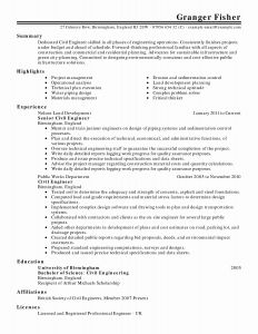 Cover Letter Template Fill In - Management Cover Letters Inspirationa Fill In Resume Luxury New